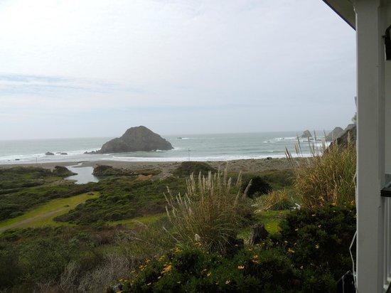 The Elk Cove Inn & Spa: Our view
