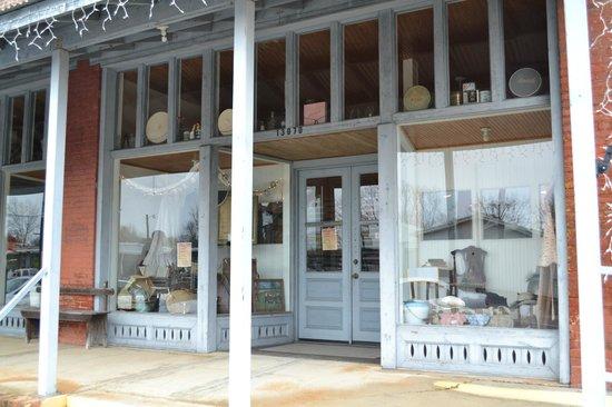 Baker Mercantile Store Front