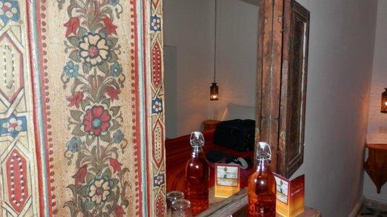 Dar Zerhoune : particolare di una camera