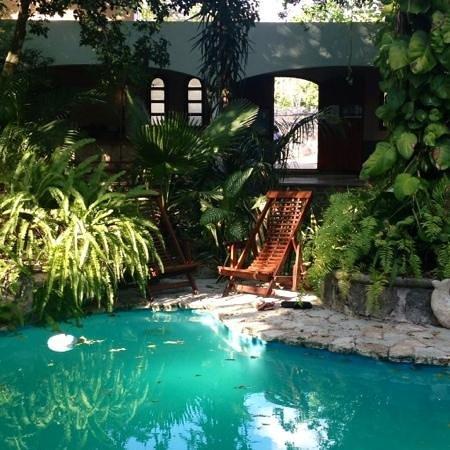 Casa Quetzal: Pool