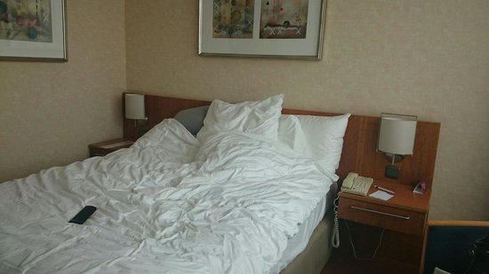 Crowne Plaza Antwerpen: Room 111