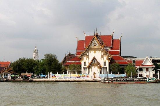 Chao Phraya River: Au fil du Chao Praya