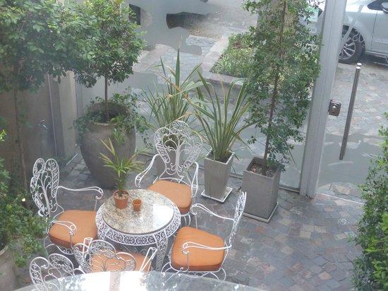 Rendez Vous Hotel Buenos Aires: l'entrée de l'hôtel