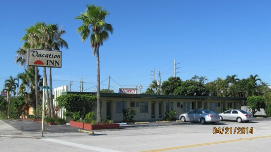 Vacation Inn Motel : Hotel & grounds