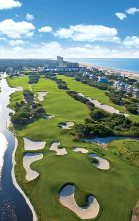 Kiva Dunes Golf Club : Kiva Dunes