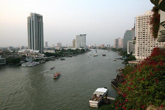 Chao Phraya River: Chao Praya vu du Shanghri La