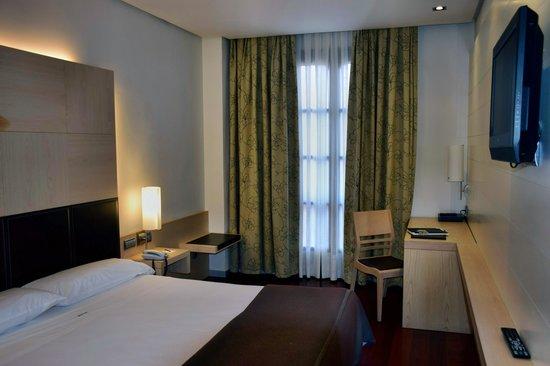 Hotel Mozart: unser Zimmer