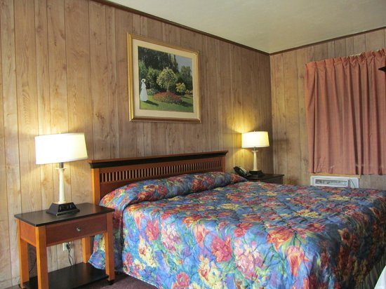Vacation Inn Motel : Room