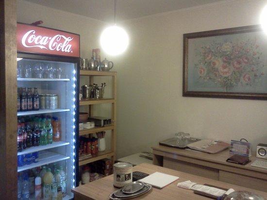 Cafe La Alhambra: caja