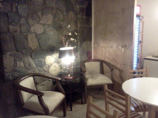 Cafe La Alhambra: rinconcito