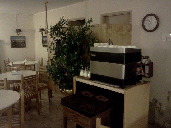 Cafe La Alhambra: vista general