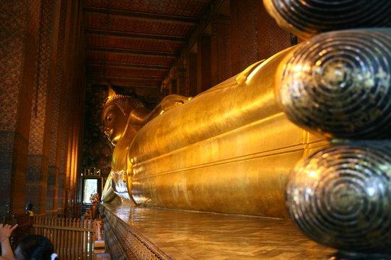 Wat Pho (Templo de Buda reclinado): Temple du Bouddha Couché