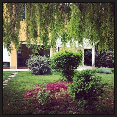 B&B Centoquattro: giardino