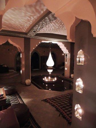 La Maison Arabe: haman