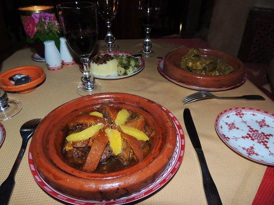 La Maison Arabe: heerlijk eten