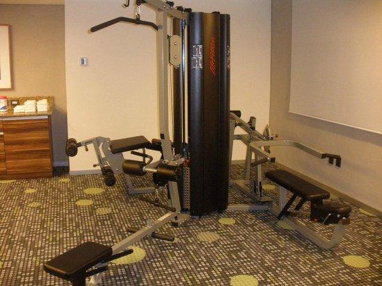 Holiday Inn Express Puerto Vallarta: gym