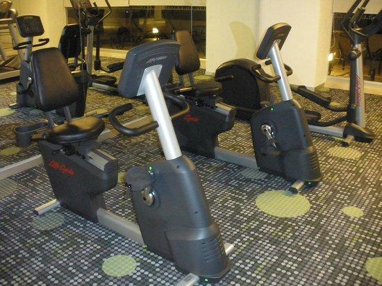 Holiday Inn Express Puerto Vallarta: nice gym
