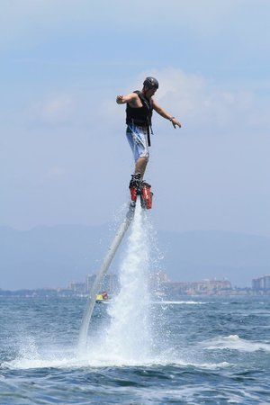 Flyboard PV: FUN while Flyboarding !