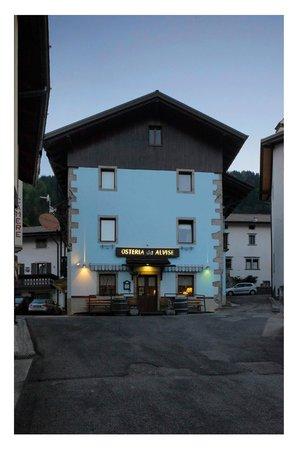 Albergo Diffuso Borgo Soandri: L'ottima Osteria da Alvise