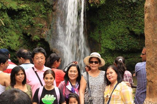 Corbett Falls: waterfalls...