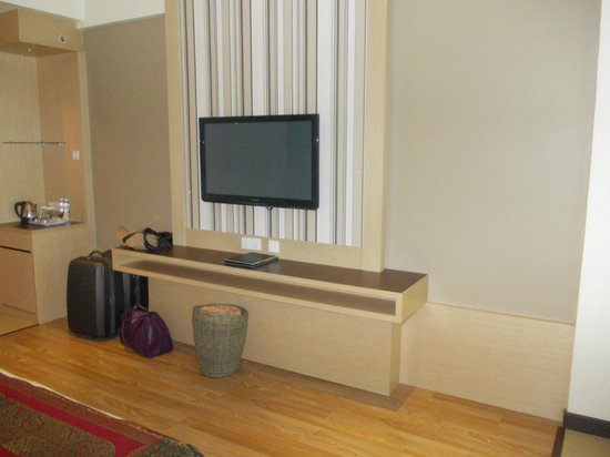 Langkawi Seaview Hotel: room