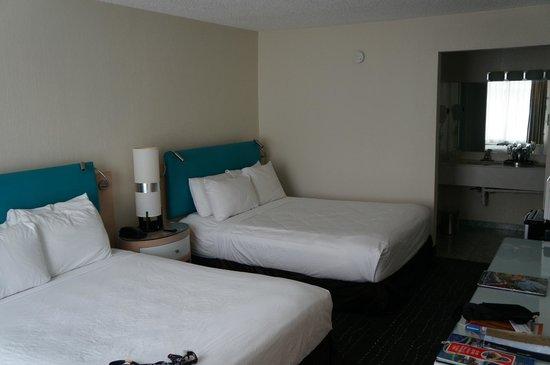 Floridian Hotel : Zimmer