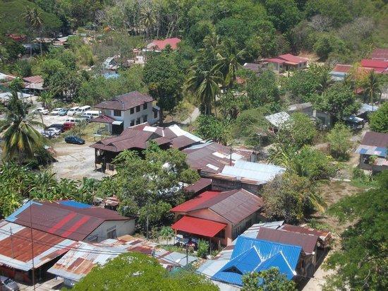 Langkawi Seaview Hotel: Sea views