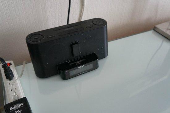Floridian Hotel : iPod Dock