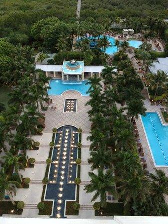 Hyatt Regency Coconut Point Resort & Spa: View from Room 1625