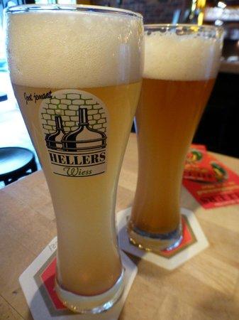 Heller's Brauhaus