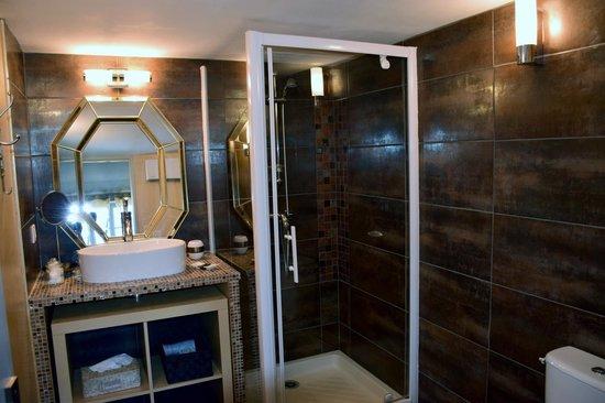 Clos Alexaur: unser Badezimmer