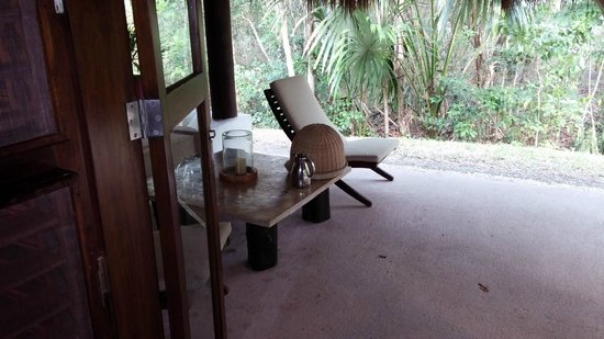 Explorean Kohunlich : View from our room #36