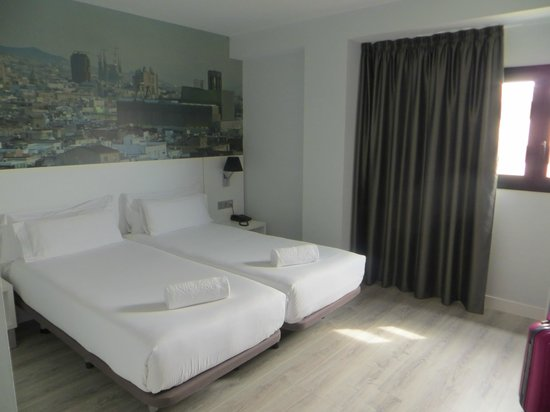 Andante: Twin room