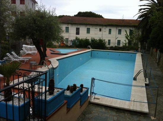 Hotel Villa Igea: Piscina
