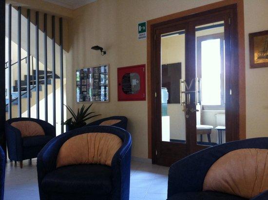 Hotel Villa Igea: Hall