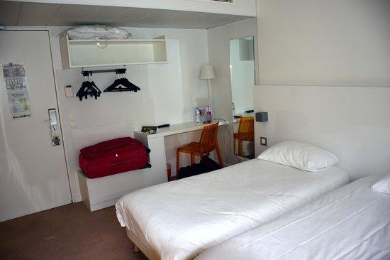 Ibis Styles Menton Centre: unser Zimmer
