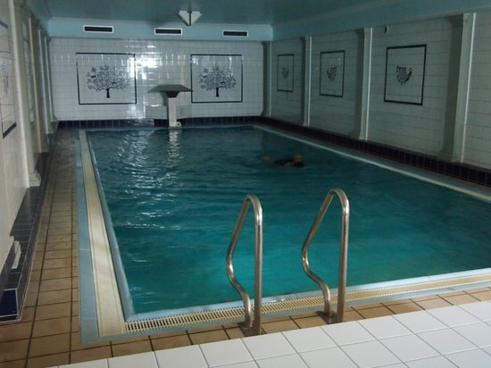 Best Western Waldhotel Eskeshof: Zwembad