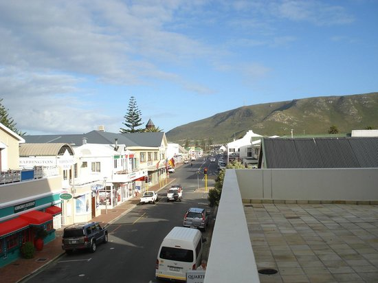 Quarters Hermanus: Suite - View from the terrace