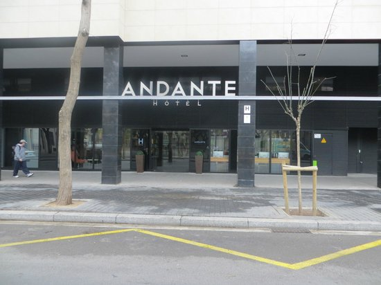 Andante: The outside