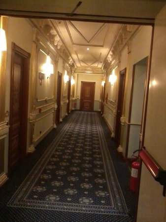 Grand Hotel Wagner : Vue d'un étage