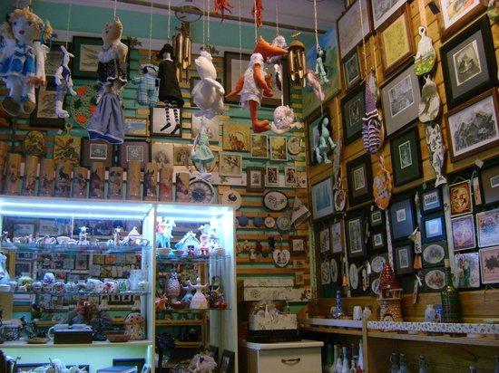 Laffka souvenirs