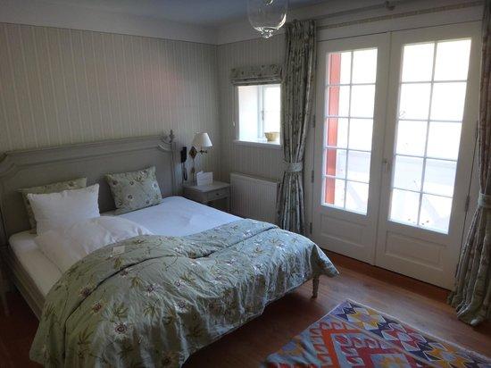 Dyvig Badehotel: My room
