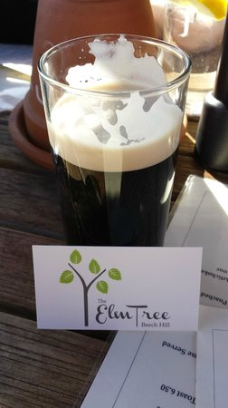 The Elm Tree: guiness