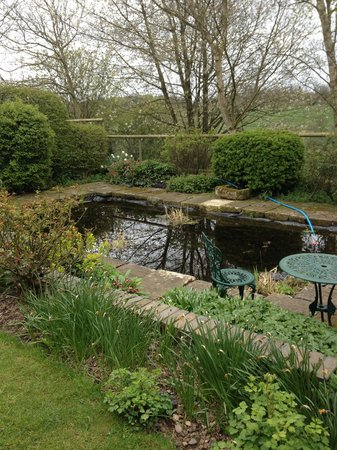 Osmaston, UK: Outside in the garden