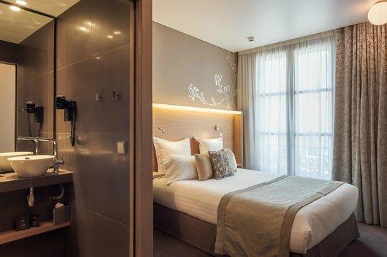 Hotel Pas de Calais: Chambre Classique