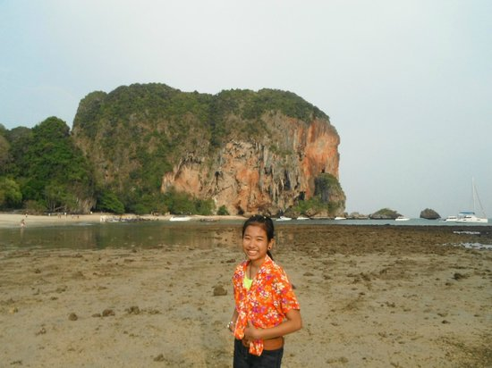Rayavadee Resort : The Pranang beach