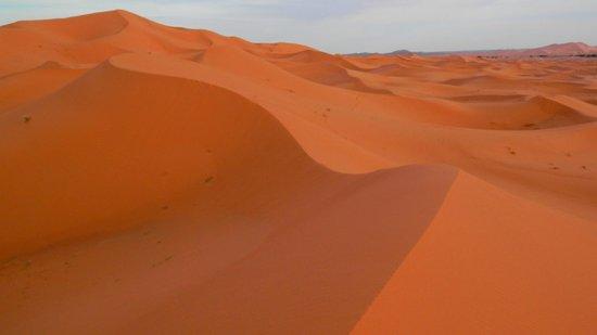Guest House Merzouga : le dune di Merzouga