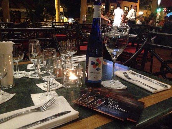 Morua Mai Restaurant: Cena familiar
