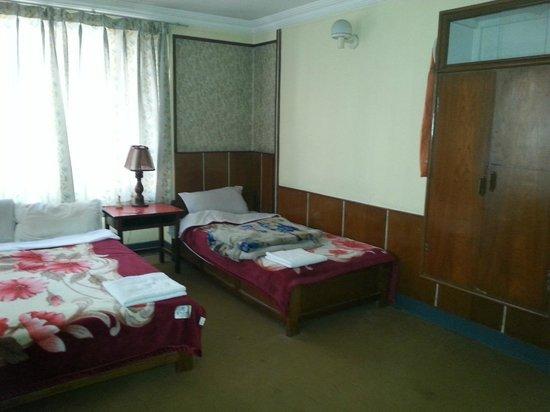 camera tripla al 2 piano picture of hotel blue diamond kathmandu rh tripadvisor ca