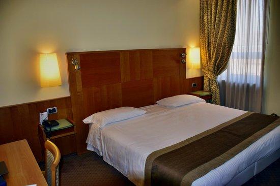 BEST WESTERN Hotel Master: unser Zimmer